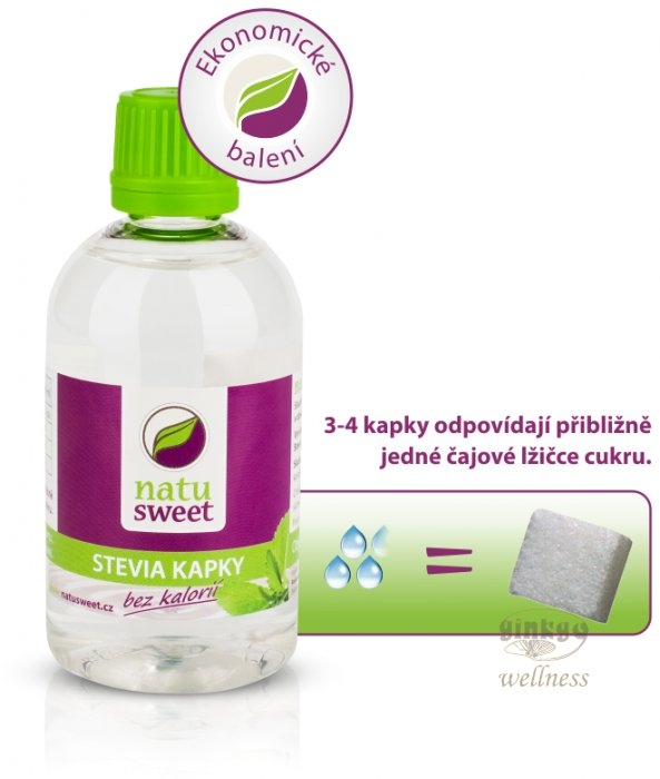 STEVIE tekutá 100 ml