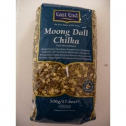 Moong dall chilka - mungo