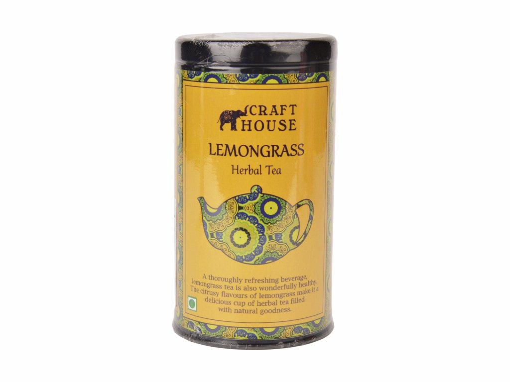Craft House - Lemongrass Tea 25g